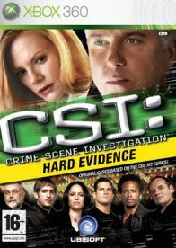 GamesGuru.rs - CSI 4: Hard Evidence - Originalna igrica za Xbox360