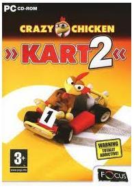 GamesGuru.rs - Crazy Chicken Kart 2 - Igrica