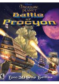 GamesGuru.rs - Disney Treasure Planet Battle at Procyon - Igrica za kompjuter