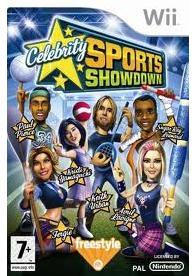 Celebrity Sports Showdown - Igrica za Wii
