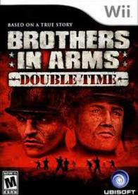GamesGuru.rs - Brothers In Arms Double Time - Igrica za Wii