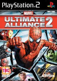 GamesGuru.rs - Marvel Ultimate Alliance 2 - Igrica za PS2 - Akcija