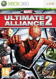 GamesGuru.rs - Marvel Ultimate Alliance 2 - Originalna igrica za Xbox360
