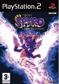 GamesGuru.rs - The Legend of Spyro: A New Beginning - Originalna igrica za PS2
