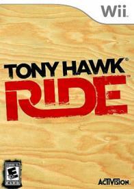 GamesGuru.rs - Tony Hawk Ride with Wireless Skateboard Controler - Igrica