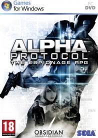 GamesGuru.rs - Alpha Protocol - Originalna igrica za kompjuter