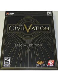 GamesGuru.rs - Specijalno izdanje igrice Civilization 5