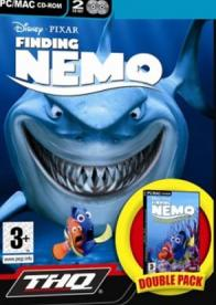 GamesGuru.rs - Disney Finding Nemo Double Pack - Igrice za kompjuter