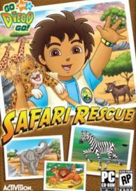 GamesGuru.rs - Go Diego Go! Safari Rescue - Igrica za kompjuter