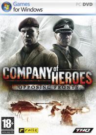 GamesGuru.rs - Company of Heroes Opposing Fronts - Originalna igrica za PC