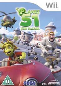 GamesGuru.rs - Planet 51 - Igrica za Wii