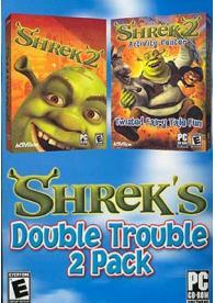 GamesGuru.rs - Shrek Double Trouble (Shrek 2 + Shrek 2 Activity Center) - Igrice