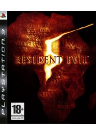 GamesGuru.rs - Resident Evil 5 - Igrica za PS3
