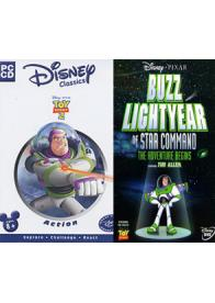GamesGuru - Disney Toy Story Duo (Toy Story 2 + Buzz Lightyear of Star Command