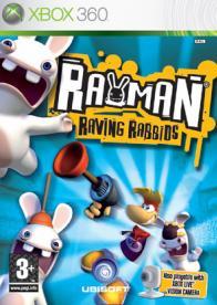 GamesGuru.rs - Rayman Raving Rabbids - Igrica za Xbox360