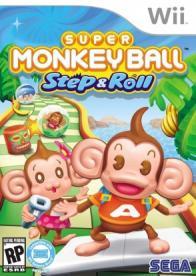 GamesGuru.rs - Super Monkey Ball Step & Roll - Originalna igrica za Wii