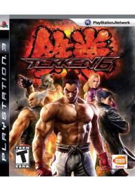 GamesGuru.rs - Tekken 6 - Igrica za PS3