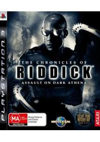 GamesGuru.rs - The Chronicles of Riddick: Assault on Dark Athena - Igrica za PS3