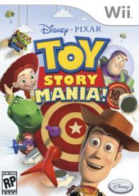 GamesGuru.rs - Toy Story Mania - Igrica za Wii