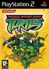 GamesGuru.rs - Teenage Mutant Ninja Turtles - Igrica za PS2
