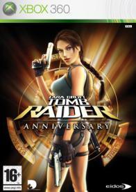 GamesGuru.rs - Tomb Raider Anniversary - Igrica za Xbox360