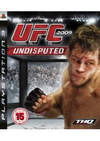 GamesGuru.rs - UFC 2009 Undisputed - Igrica za PS3