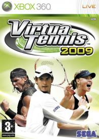 GamesGuru.rs - Virtua Tennis 2009 - Igrica za Xbox360