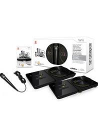 GamesGuru.rs - DJ Hero 2 Party Bundle - Igrica, 2 turntable i mikrofon za Wii