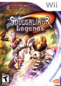 GamesGuru.rs - Soul Calibur Legends - Originalna igrica za Wii