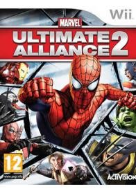 GamesGuru.rs - Marvel Ultimate Alliance 2 - Igrica za Wii