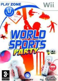 GamesGuru.rs - World Sports Party - Igrica za Wii