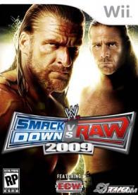 GamesGuru.rs - WWE SmackDown vs Raw 2009 - Igrica za Wii