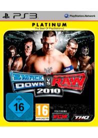 GamesGuru.rs - WWE SmackDown vs Raw 2010 Platinum - Igrica za PS3