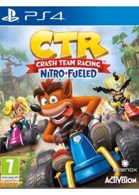 PS4 Crash Team Racing Nitro-Fueled - GamesGuru