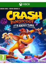 XBOX ONE Crash Bandicoot 4 It's about time - GamesGuru