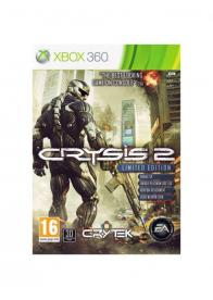XBOX 360 CRYSIS 2 LIMITED EDITION