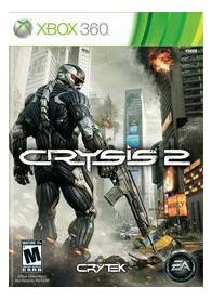 GamesGuru.rs - Crysis 2 - Originalna igrica za Xbox360