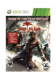 XBOX 360 DEAD ISLAND GOTY