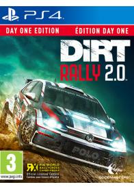 PS4 DiRT Rally 2.0 Day One Edition - GamesGuru