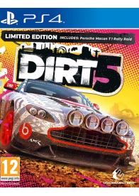PS4 DIRT 5 - Limited Edition - GamesGuru
