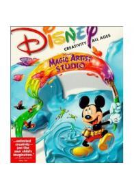 Igrica - Disney Magic Artist Studio  ( Diznijev magični umetnički studio )