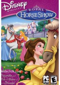 GamesGuru.rs - Disney Princess: Royal Horse Show - Originalna igrica za računar