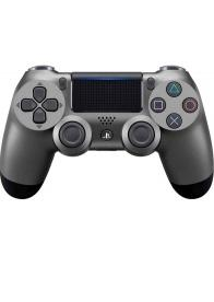 Dualshock 4 Wireless Controller PS4 Steel Black - GAMESGURU