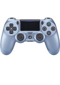 Dualshock 4 Wireless Controller PS4 Titanium Blue - GamesGuru