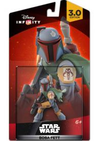Infinity 3.0 Figure Boba Fett (Star Wars) - GamesGuru