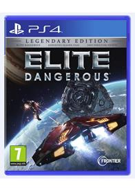 PS4 Elite Dangerous