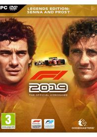 PC F1 2019 - Legends Edition - GamesGuru