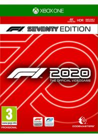 XBOXONE F1 2020 - Seventy Edition- GamesGuru