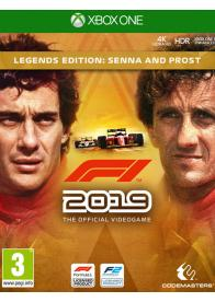 XBOX ONE F1 2019 - Legends Edition - GamesGuru