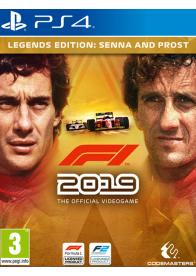 PS4 F1 2019 - Legends Edition - GamesGuru